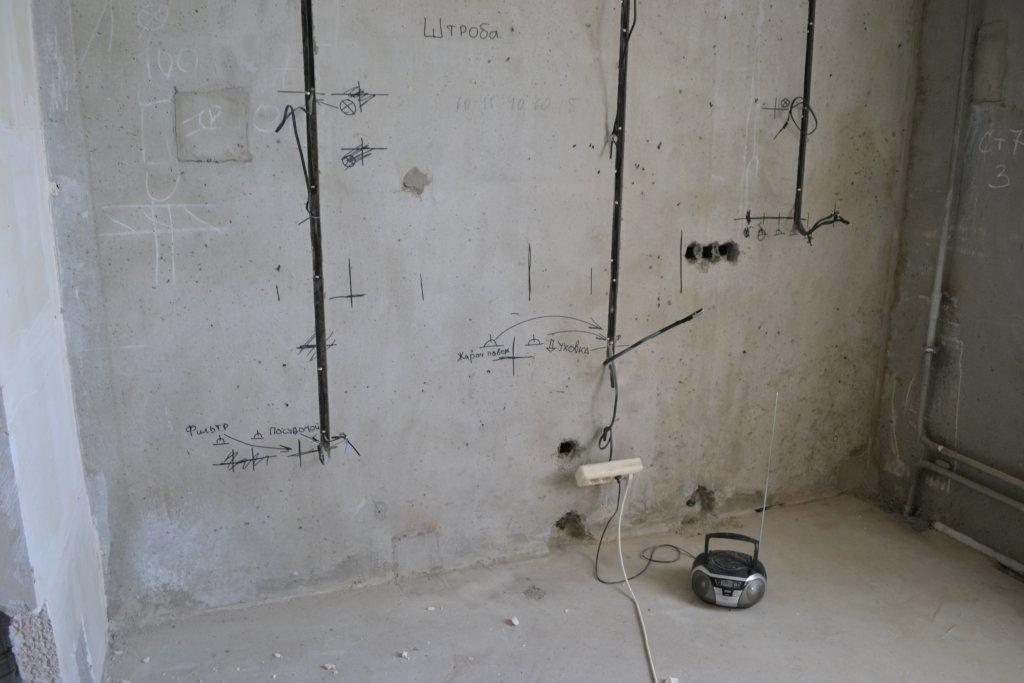 Проводка для кондиционера в квартире своими руками 84